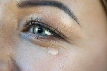 Por que choramos de alegria?